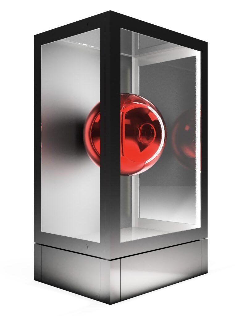 Glasmonter Skyddsmonter Säkerhetsmonter